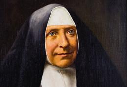 Mutter Clara vor 1890